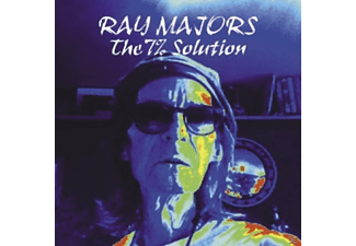 Ray Majors - The 7 % Solution - (CD)