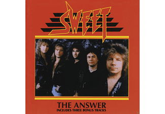 The Sweet - The Answer - (CD)