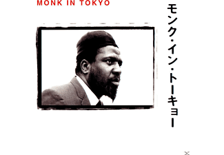 Thelonious Monk - Monk In Tokyo - (CD)