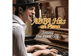 Jimmy The Pianoguy - Abba Hits On Piano - (CD)