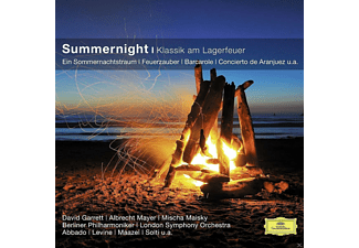 VARIOUS, Various Orchestras - Summernight - Klassik Am Lagerfeuer - (CD)