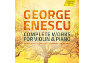 Remus Azoitei, Eduard Stan - George Enescu: Complete Works For Violin & Piano [CD]