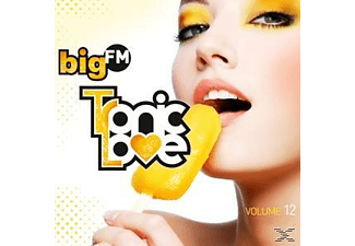 VARIOUS - Bigfm Tronic Love Vol.12 - (CD)