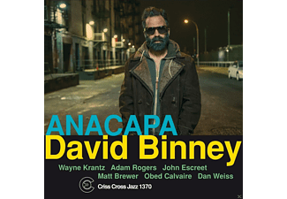 David Binney - Anacapa - (CD)