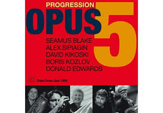 Opus 5 - Progression - (CD)