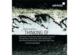 Scodanibbio/Dresser/Gramss/Guy/+ - Thinking of... - (CD)