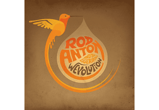 Rod Anton, The Ligerians - Wevolution - (CD)