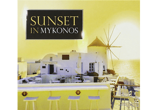 VARIOUS - Sunset In Mykonos - (CD)