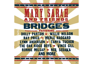 Mary Sarah - Bridges - (CD)