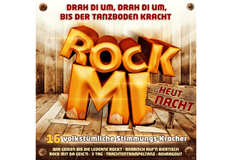 VARIOUS - Rock Mi ... Heut Nacht - (CD)