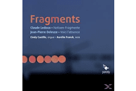 Aurelie Franck (st) Cindy Castillo (org) - Fragments [CD]