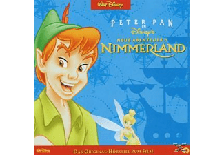 WARNER MUSIC GROUP GERMANY Walt Disney Peter Pan 2 - Neue Abenteuer in Nimmerland