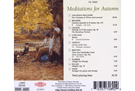 VARIOUS - MEDITATIONS FOR AUTUMN [CD]