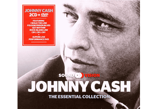 Johnny Cash - Essential Collection (2cd+Dvd) - (CD + DVD Video)