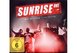 Sunrise Avenue - Out Of Style - Live Edition [CD + DVD Video]