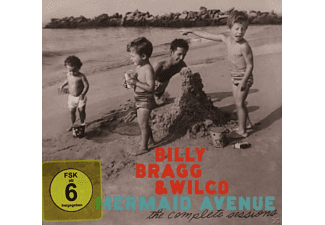 Billy Bragg, Wilco - Mermaid Avenue - The Complete Sessions - (CD + DVD Video)