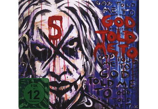 John 5 - God Told Me To - (CD + DVD)
