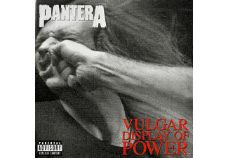 Pantera - Vulgar Display Of Power (20th Anniversary Edition) - (CD + DVD Video)