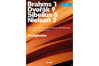 Danish National Symphony Orchestra - 4 Sinfonien [DVD]