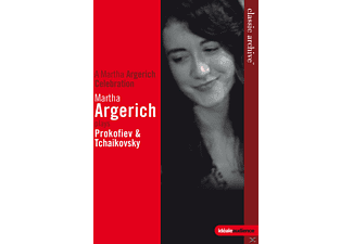 Martha Argerich, Royal Liverpool Philharmonic Orchestra, London Symphony Orchestra - A Martha Argerich Celebration [DVD]