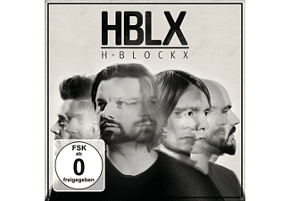 H-Blockx - Hblx [CD + DVD Video]