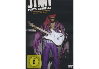 Jimi Hendrix - JIMI PLAYS BERKELEY - (DVD)