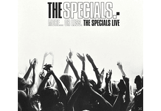 The Specials - More...Or Less. The Specials Live - (CD)