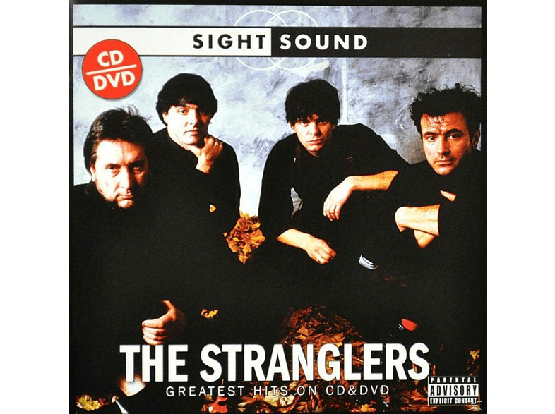 The Stranglers - Sight & Sound: Greatest Hits On Cd&Dvd [CD + DVD Video]