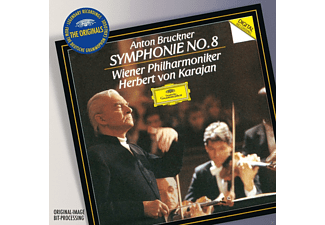 Wiener Philharmoniker - Symphonie No. 8 - (CD)