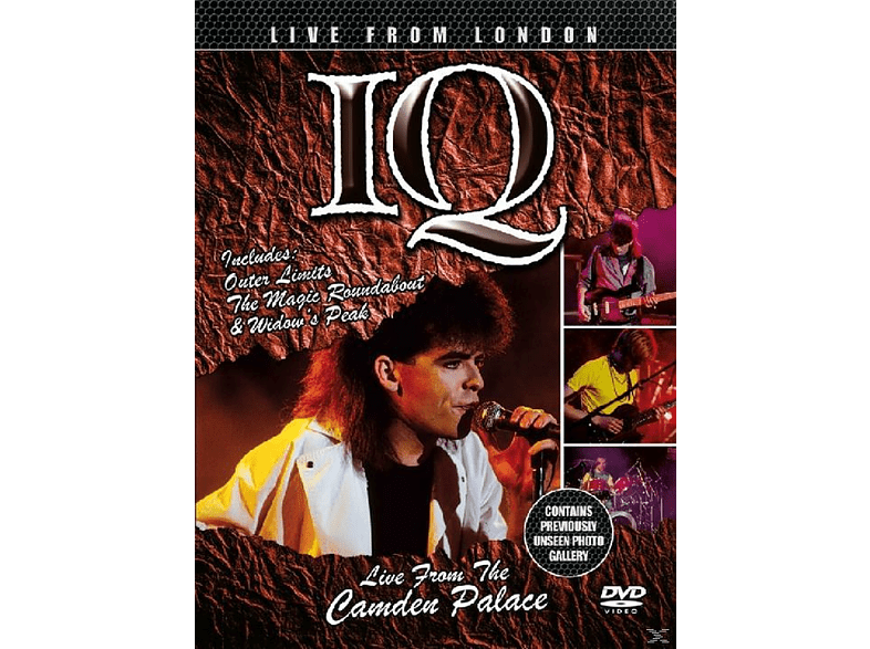 Iq - Live From London [DVD]