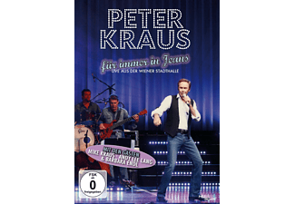 Peter Kraus, All Star Band, Moonlight Dancers, Sugarbabies - Für Immer In Jeans - Die Grosse Peter Kraus Revue - (DVD)