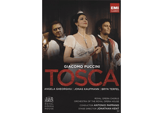 The Orchestra Of The Royal Opera House, The Royal Opera Chorus - Tosca [DVD]
