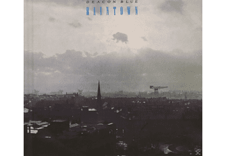 Deacon Blue - Raintown (Deluxe Version) - (CD + DVD Video)