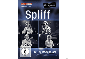 Spliff - LIVE AT ROCKPALAST (KULTURSPIEGEL EDITION) [DVD]