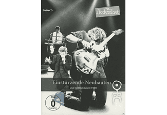 Einstürzende Neubauten - Live At Rockpalast - (DVD + CD)