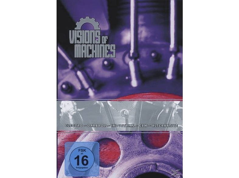 VARIOUS - Visions Of Machines [DVD]