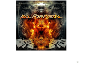 VARIOUS - All For Metal - Vol.3 [DVD + CD]