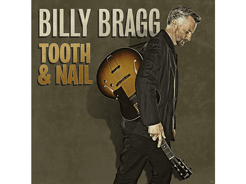 Billy Bragg - Tooth & Nail (Limited Deluxe Edition) [CD + DVD]