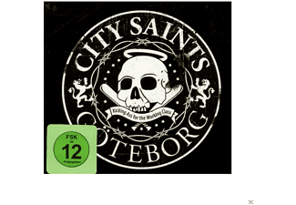 City Saints - Kicking Ass For The Working Class [CD + DVD]