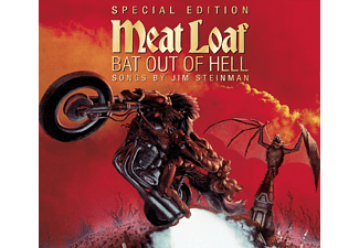 Meat Loaf - Bat Out Of Hell - (CD + DVD)