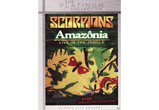 Scorpions - AMAZONIA - LIVE IN THE JUNGLE - (DVD)