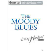 The Moody Blues - Live At Montreux 1991 [DVD + CD]