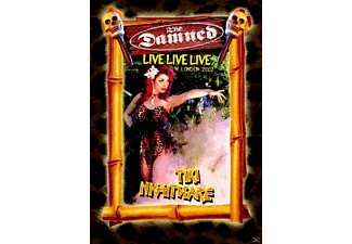 The Damned - Live: Tiki Nightmare - (DVD + CD)