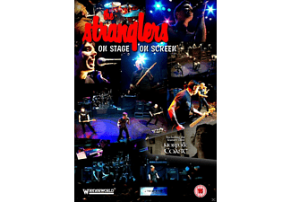 The Stranglers - On Stage, On Screen - (DVD)