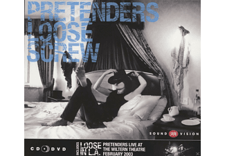 The Pretenders - Loose Screw & Loose In La (Cd+Dvd) - (CD + DVD)