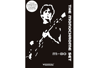 The Monochrome Set - M80 Concert - (DVD)