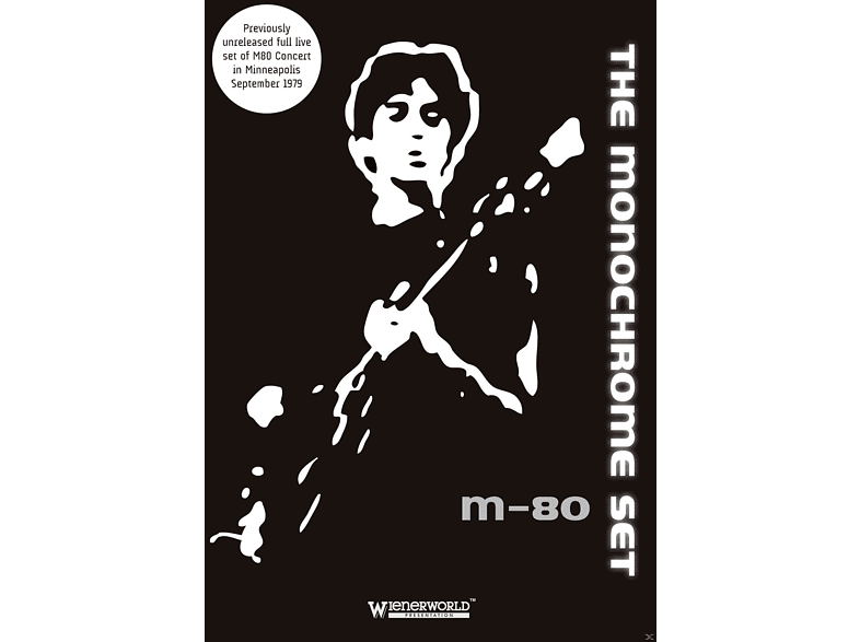 The Monochrome Set - M80 Concert [DVD]