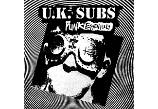 Uk Subs - Punk Essentials CD/DVD - (CD + DVD)