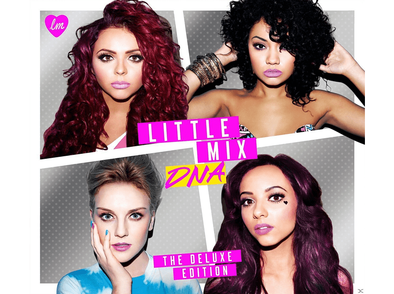 Little Mix - Dna (The Deluxe Edition) [CD + DVD Video]