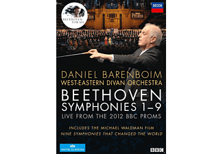 West-Eastern Divan Orchestra - Symphonies 1-9 - Live From The 2012 Bbc Proms - (DVD)